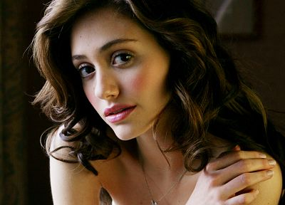 Emmy Rossum - random desktop wallpaper