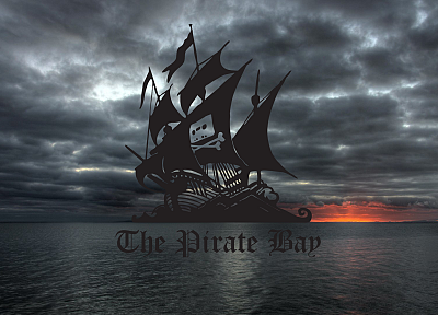 The Pirate Bay, piracy - random desktop wallpaper