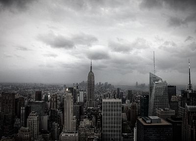 cityscapes, New York City - desktop wallpaper