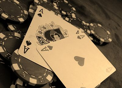 poker - random desktop wallpaper