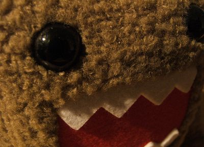 close-up, domo - random desktop wallpaper