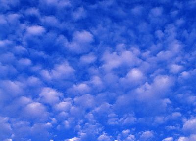 clouds, skyscapes - desktop wallpaper