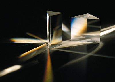 light, prism, prismatic - random desktop wallpaper