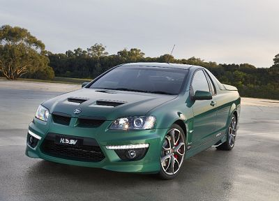 cars, Holden HSV E series 2 VE Maloo Ute - random desktop wallpaper