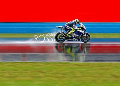 Yamaha, vehicles, Moto GP, motorbikes, Valentino Rossi - related desktop wallpaper