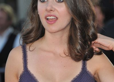 women, actress, Alison Brie - related desktop wallpaper