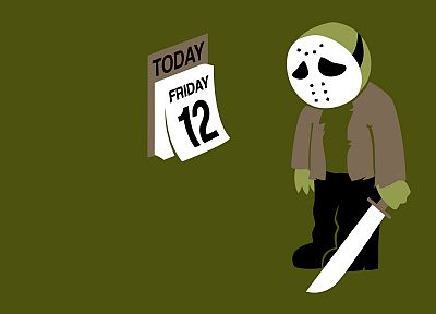 fail, funny, Jason, Friday the 13th, calendar, friday, Jason Voorhees - desktop wallpaper