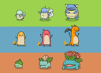 Pokemon, alternative art - related desktop wallpaper
