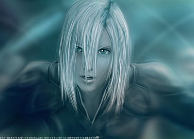 Final Fantasy VII Advent Children - desktop wallpaper