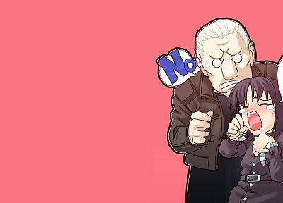 Batou, Ghost in the Shell - random desktop wallpaper
