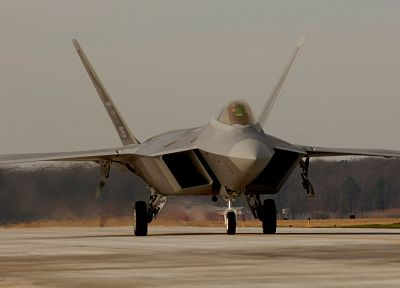 aircraft, military, F-22 Raptor, planes - related desktop wallpaper