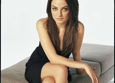 women, Mila Kunis, actress, celebrity - random desktop wallpaper