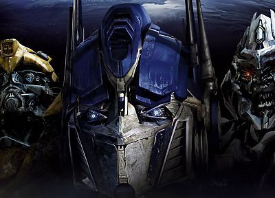 Optimus Prime, Transformers, Megatron, Bumblebee - random desktop wallpaper