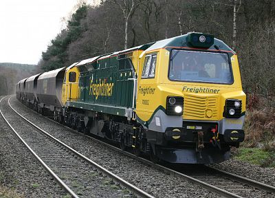 trains, vehicles, Freightliner, Class 70 - random desktop wallpaper