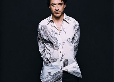 Robert Downey Jr - random desktop wallpaper