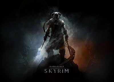 video games, The Elder Scrolls, The Elder Scrolls V: Skyrim - random desktop wallpaper