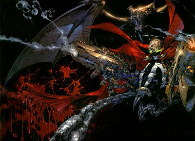 Spawn - random desktop wallpaper
