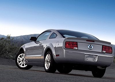 cars, Ford, vehicles, Ford Mustang - random desktop wallpaper