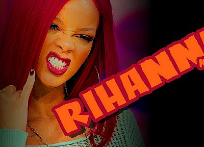 Rihanna, models, celebrity, singers - random desktop wallpaper