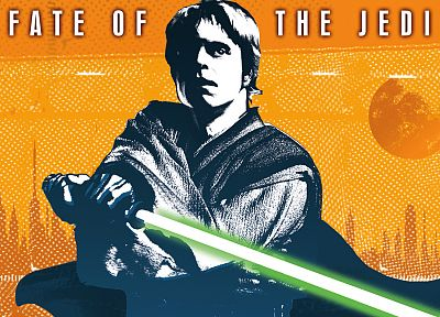 Star Wars, lightsabers, Jedi, Luke Skywalker, Mark Hamill - random desktop wallpaper