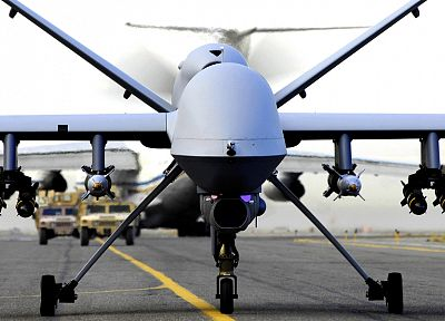 aircraft, UAV, drone, MQ-9 Reaper - related desktop wallpaper