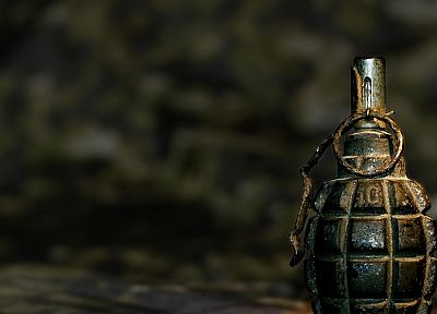 military, grenades, macro - random desktop wallpaper