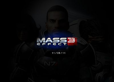 video games, Mass Effect, Mass Effect 3 - related desktop wallpaper