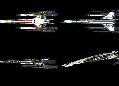 Mass Effect, concept art, Mass Effect Normandy - related desktop wallpaper