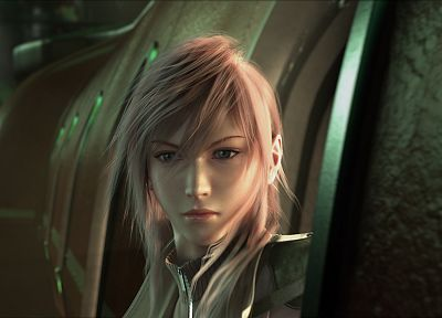 Final Fantasy, Final Fantasy XIII, Claire Farron - desktop wallpaper