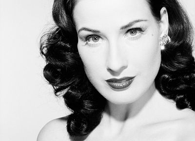 Dita Von Teese, models - random desktop wallpaper