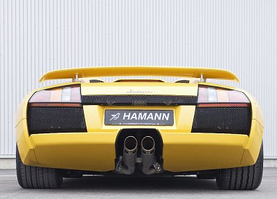 cars, vehicles, Lamborghini Murcielago, Hamann Motorsport GmbH - random desktop wallpaper