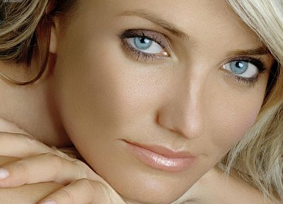 women, Cameron Diaz - random desktop wallpaper
