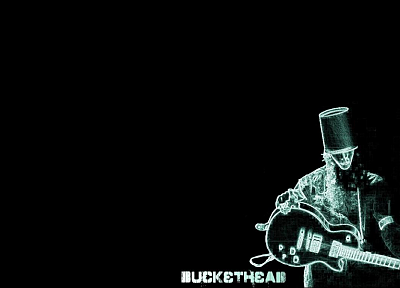music, Buckethead - random desktop wallpaper