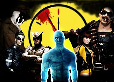 Watchmen, movies - random desktop wallpaper