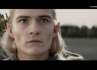 The Lord of the Rings, screenshots, Orlando Bloom, Legolas, The Return of the King - random desktop wallpaper