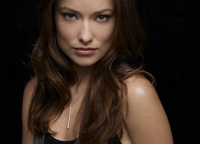 brunettes, women, models, Olivia Wilde - related desktop wallpaper