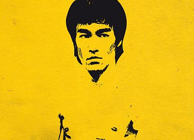 Bruce Lee - desktop wallpaper