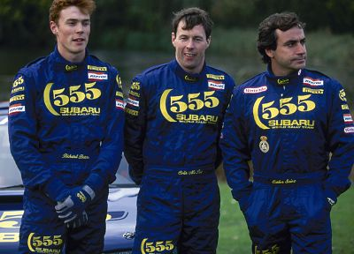 blue, Pilot, rally, Colin McRae, Carlos Sainz, Richard Burns - random desktop wallpaper