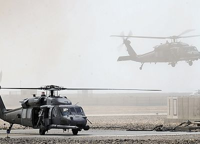 aircraft, helicopters, vehicles, UH-60 Black Hawk - desktop wallpaper