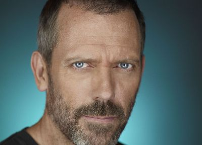 Hugh Laurie, Gregory House, faces, House M.D. - desktop wallpaper