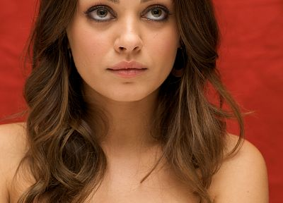 women, Mila Kunis - random desktop wallpaper