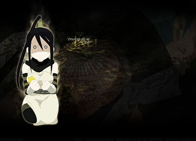 Soul Eater, Black Star, Nakatsukasa Tsubaki - related desktop wallpaper