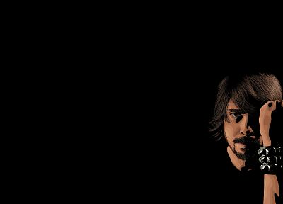 Dave Grohl - random desktop wallpaper