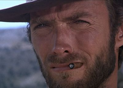 Clint Eastwood - random desktop wallpaper