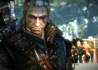 Geralt of Rivia, The Witcher 2: Assassins of Kings - related desktop wallpaper