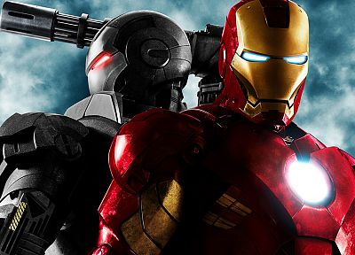 movies, War Machine, posters, Iron Man 2 - related desktop wallpaper