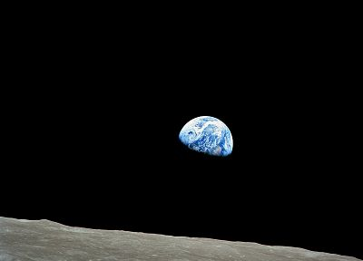 Moon, Earth - related desktop wallpaper