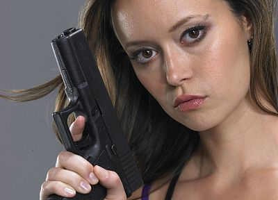 women, Summer Glau, Terminator The Sarah Connor Chronicles, Cameron Phillips - desktop wallpaper