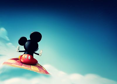 Mickey Mouse - random desktop wallpaper