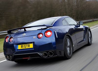 cars, Nissan GT-R R35 - related desktop wallpaper